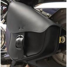 Leather Swingarm Bags
