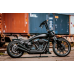 """New! M8 Softail """"Stretched"""" Tank"""