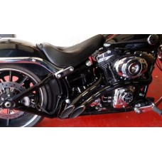 "Bassani ""Radial Sweepers"" Exhaust"