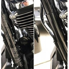 Sportster Frame Rail Covers