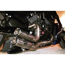 NEW! VTR Dual Exhaust