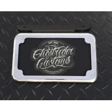 """Smooth"" Billet License Plate Holders"