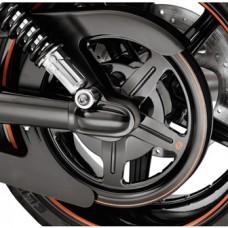 V-Rod Rear Axle Covers
