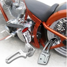"""Stealth"" Folding Passenger Pegs"