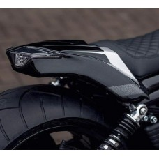 """Dominator "" Solo Rear Fender"
