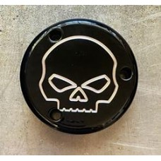 """GR """"Skull"""" Clutch & Derby Covers"""