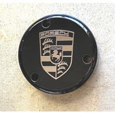 "New! Porsche ""Emblem"" Clutch & Derby Covers"