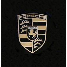 """New! Porsche """"Emblem"""" Clutch & Derby Covers"""