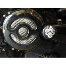 """Tribal"" Swingarm Covers"