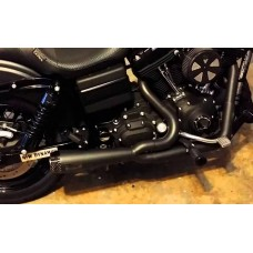 2 Into One Dyna Exhaust