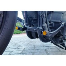 Sportster Front Turn Signal Mount