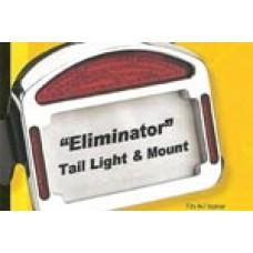 """""""Eliminator"""" License Plate"""