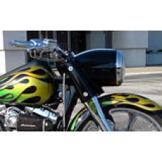 Road King Stretched Headlight Nacelle