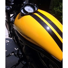 "GR ""Cobra"" Gauge Mounted Air Box"