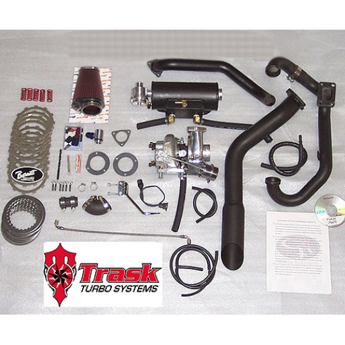 Trask Turbo Bolt on Kit