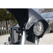 Batwing Fairing for Stock Headlights