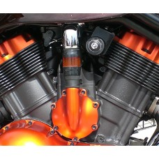 V-Rod Ignition Relocation Kit