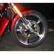 Extended Muscle Front Fender
