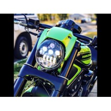 V-Rod LED Stock Replacement Headlight