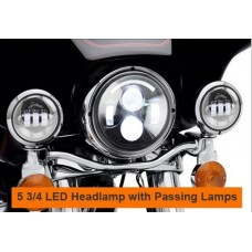"4 1/2"" LED Passing Lamps"