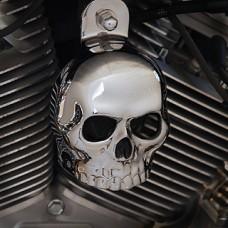 Skull Horn Covers