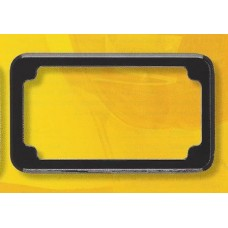 Smooth Billet License Plate Holders