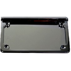 Horizontal Sidemount License Plate Holder