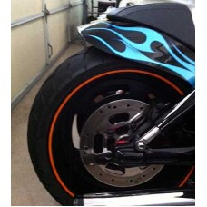 """X"" Custom Rear Fender"