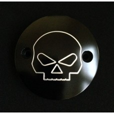 "GR ""Skull"" Clutch & Derby Covers"