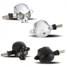 "New! ""Skull"" Turn Signals"
