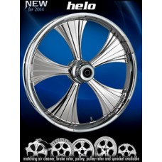 Helo Chrome Wheel