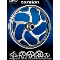 Torsion Chrome Wheel