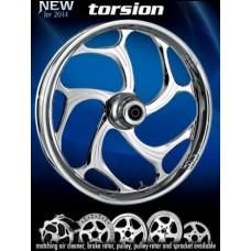 Torsion Chrome Wheel