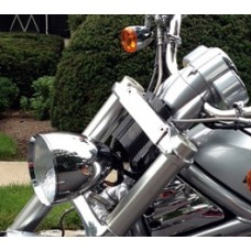 Inverted Fork Headlight Mount